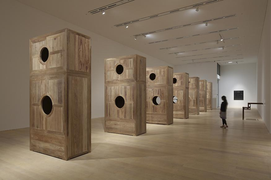 Moon Chest, 2008 Installation view at the Mori Art...