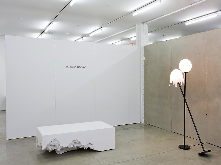 Snarkitecture: Funiture - Exhibitions