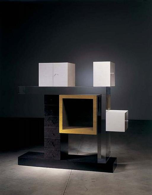 Ettore Sottsass Cabinet nr. 77, 2006...
