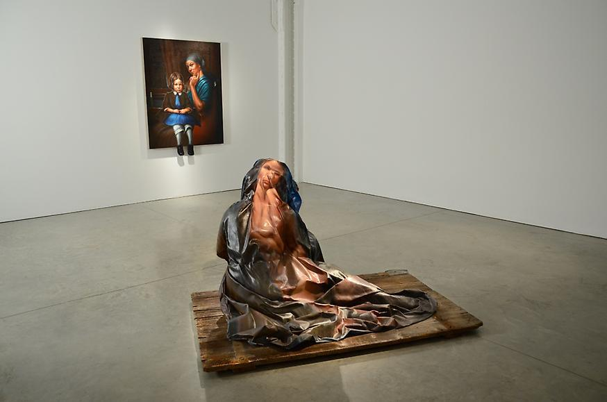 Titus Kaphar: Classical Disruption - Exhibitions