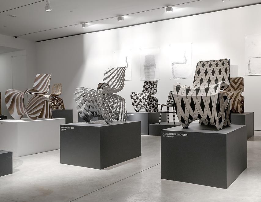Joris Laarman Lab: Bits and Crafts - Exhibitions