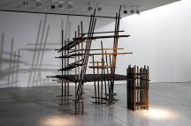 Cabinet no. 59, 2005 Bocoto wood 106.25 x 94 x 87...