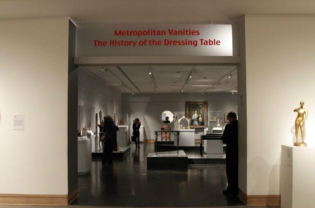 Metropolitan Vanities:The History of the Dressing Table - Exhibitions