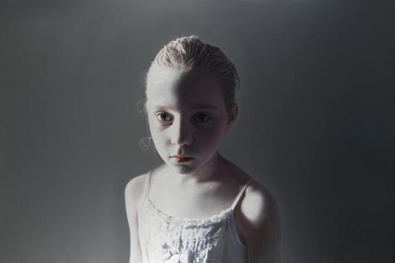 The Murmur of the Innocents 3, 2009 Oil & acrylic...