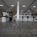 Ai Weiwei recreates stolen bronzes in Brazil