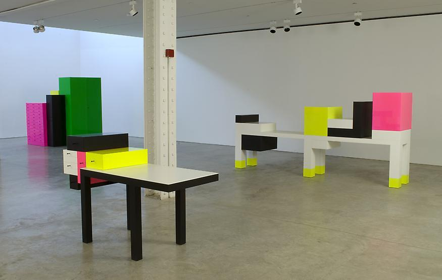 Installation view. Photo by Lucas Knipshar...