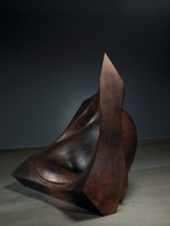 Ron Arad [b. 1951] Afterthought, 2007 Patinated al...