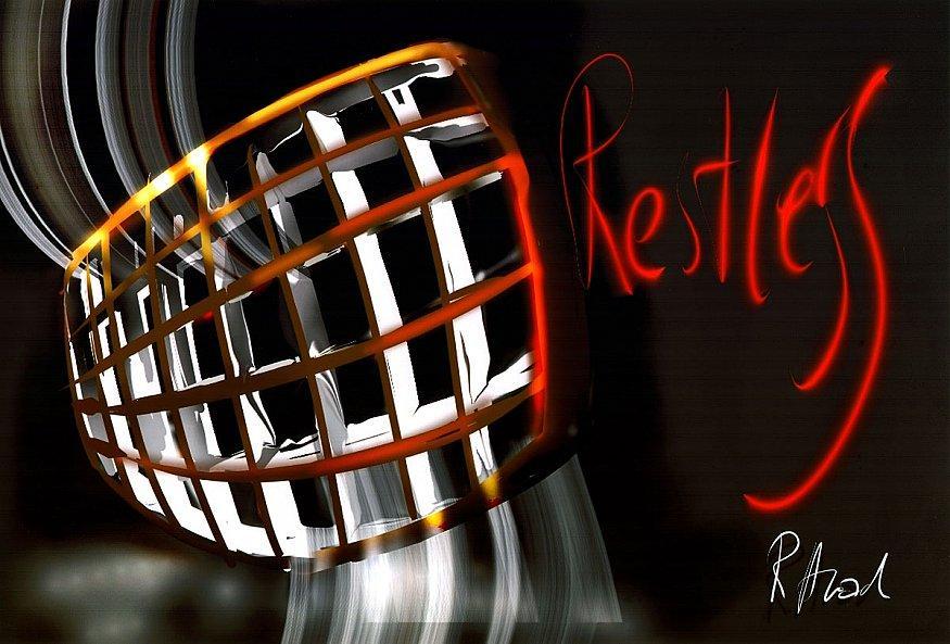 Ron Arad: Restless - Exhibitions