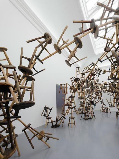 Ai Weiwei: Bang - Exhibitions