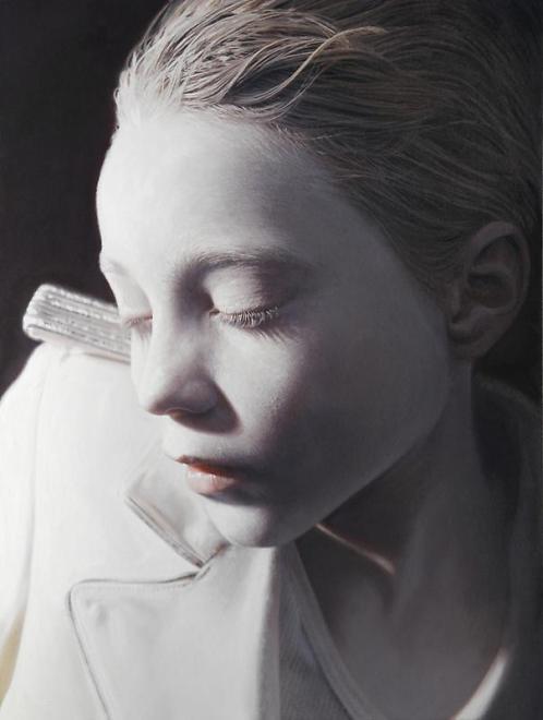 The Murmur of the Innocents 11, 2009 Oil & acrylic...