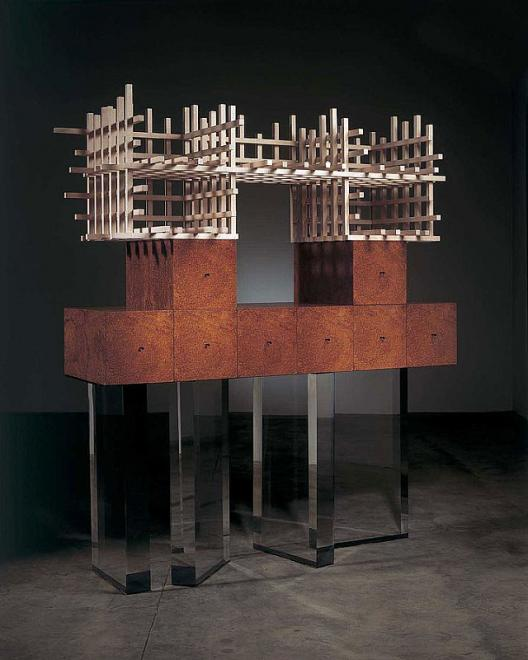 Ettore Sottsass Cabinet nr. 71, 2006...