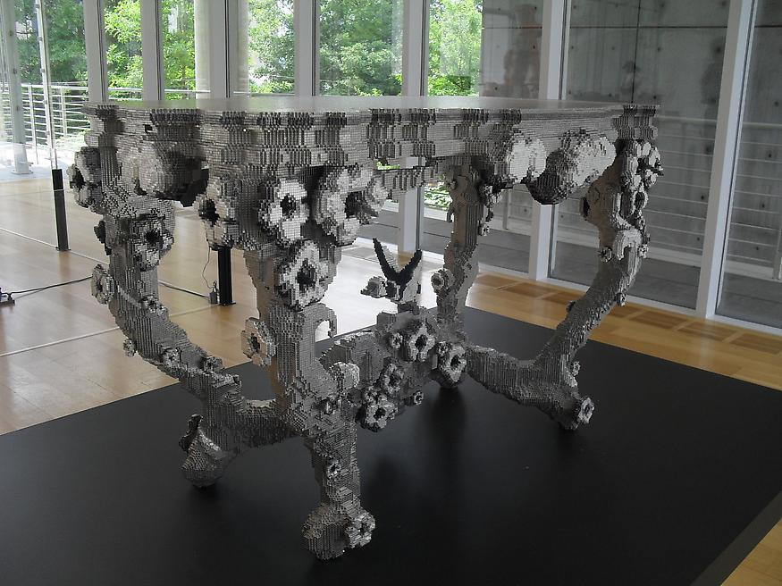 Joris Laarman [Dutch, b. 1979] Megavoxel Table, 20...