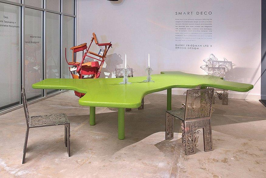 Smart Deco. Design Miami, Miami, Florida, Dec...