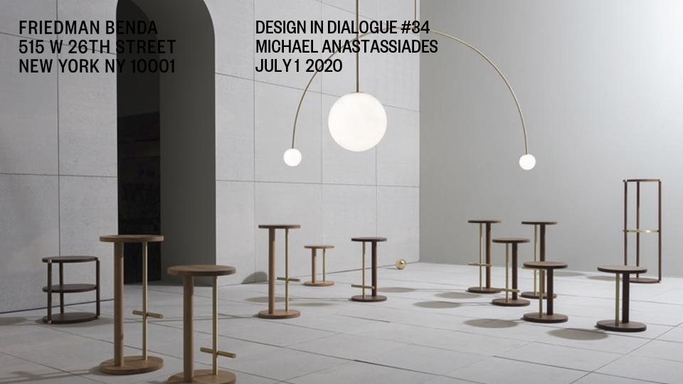 Episode 34: Michael Anastassiades July 1, 2020...