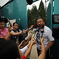 Conditions of Chinese Artist Ai Weiwei's Detenti...