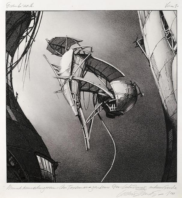 Photon Kite, from the series Centricity, 1988 Grap...
