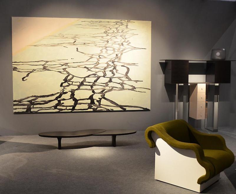 The Salon: Art + Design - Exhibitions