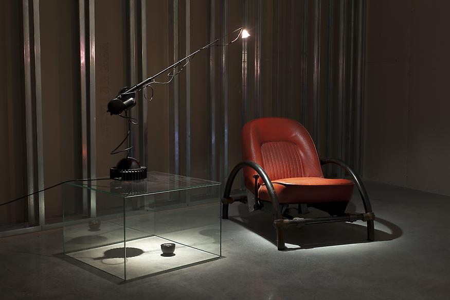 Aerial Light, 1981 The Rover Chair, 1981 Courtesy...
