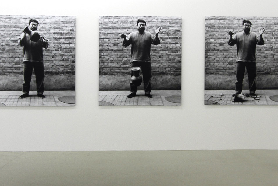 Ai Weiwei: Barely Something - Exhibitions