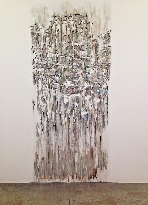 Diana Al-Hadid [Syrian, b. 1981] Drawing Tense, 20...