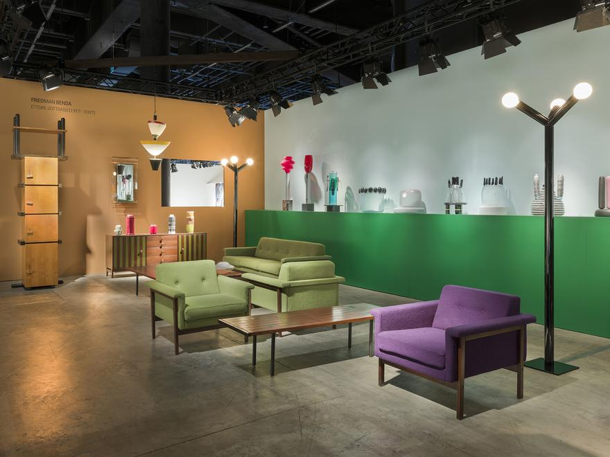 Design Miami/ Basel - Exhibitions