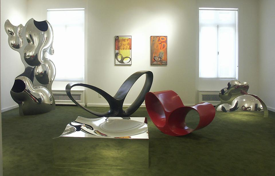 Ron Arad: A Retrospective Exhibition 1981-2004 - Exhibitions