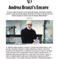 Andrea Branzi's Encore - Press
