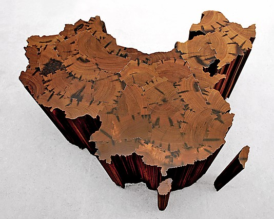 Ai Weiwei [Chinese, b. 1957] Map of China, 2009 Ir...