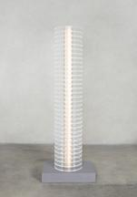 Vibrazioni, 2019 Optical acrylic, aluminum 79.5 x...