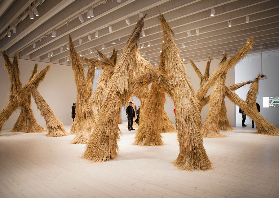 Campanas / Woods - Exhibitions