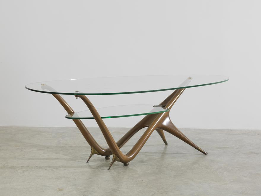 Carlo Mollino [Italian, 1905-1973] Low Table, Mode...