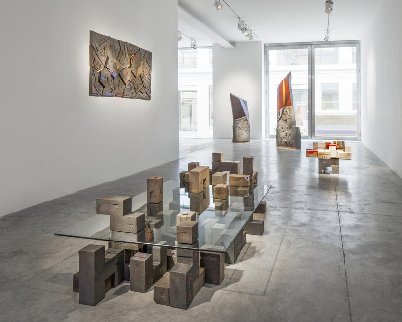 Andile Dyalvane: Camagu - Exhibitions
