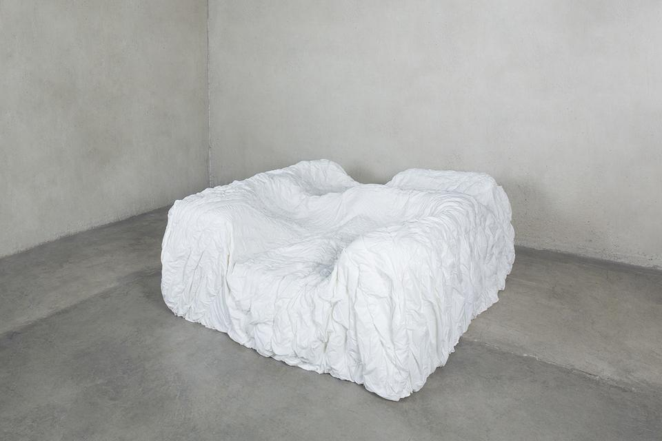 John Chamberlain [American, 1927-2011] Couch, c. 1...