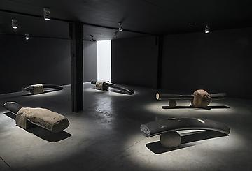Byung Hoon Choi: In One Stroke - Exhibitions
