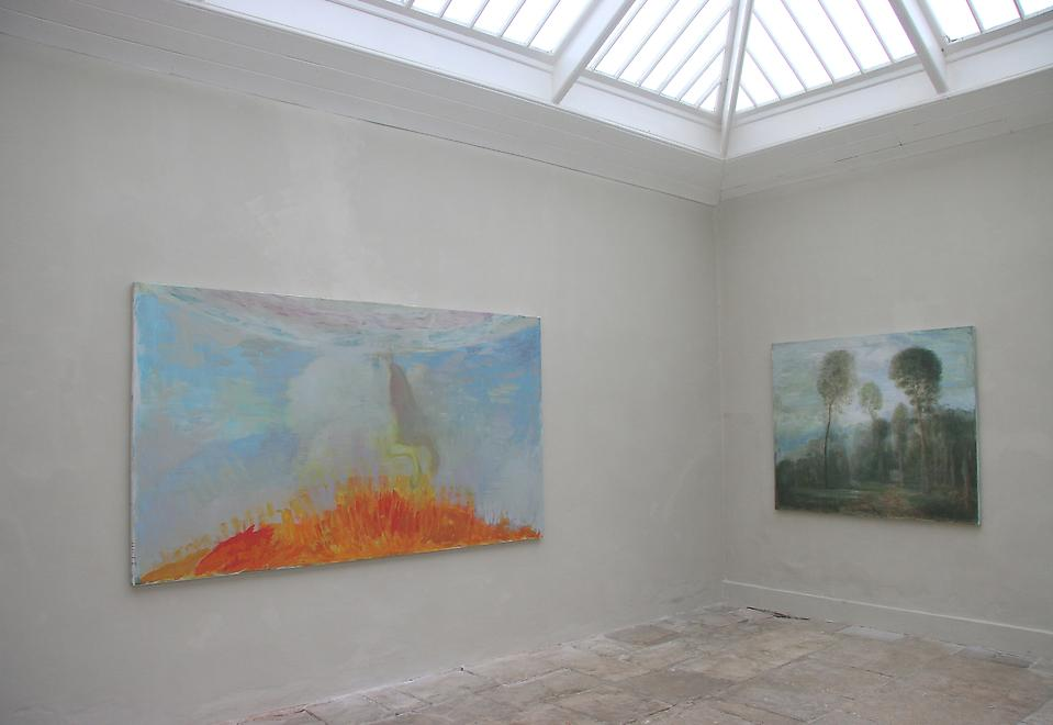 Christopher Le Brun: The Distance - Exhibitions