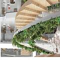 Paul Cocksedge's Living Staircase - Press