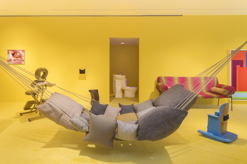 Comfort - Exhibitions