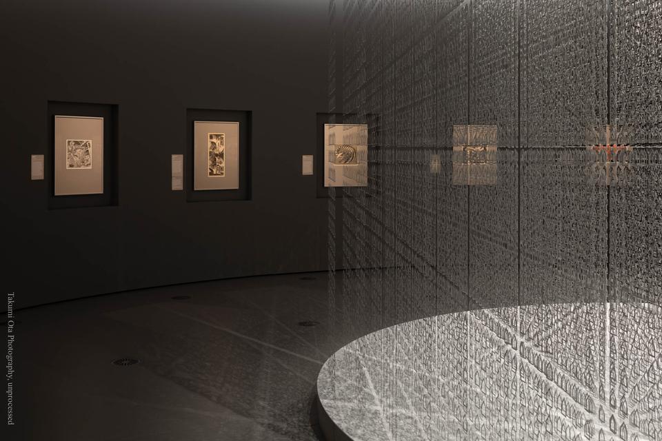 Escher X nendo | Between Two Worlds - Exhibitions