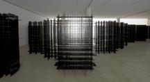 Scatter Shelf installation image, Friedman Be...