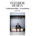 10 Questions With... Ini Archibong - Press