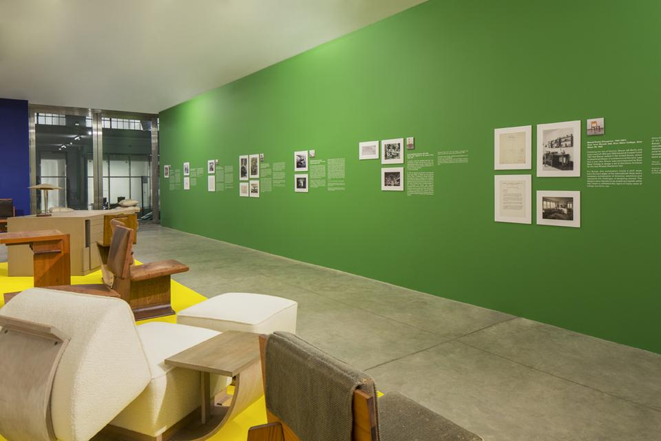 Inside the Walls: Architects Design - Exhibitions