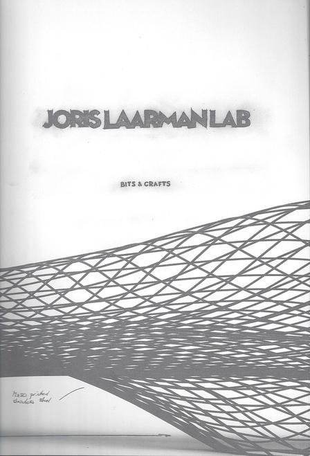 Joris Laarman Lab: Bits & Crafts - Publication