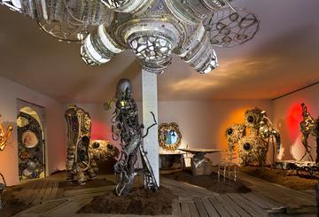 Misha Kahn: Midden Heap - Exhibitions