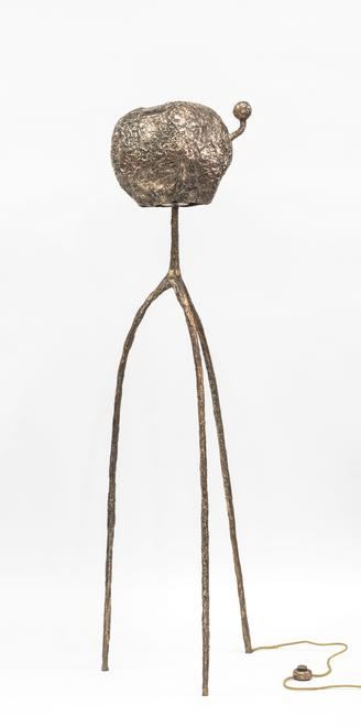Floor Lamp A, 2015 Bronze 71.65 x 17.32 x 17.32 in...