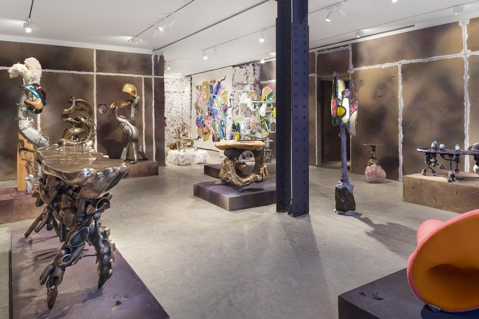 Misha Kahn: Soft Bodies, Hard Spaces - Exhibitions