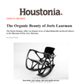The Organic Beauty of Joris Laarman - Press