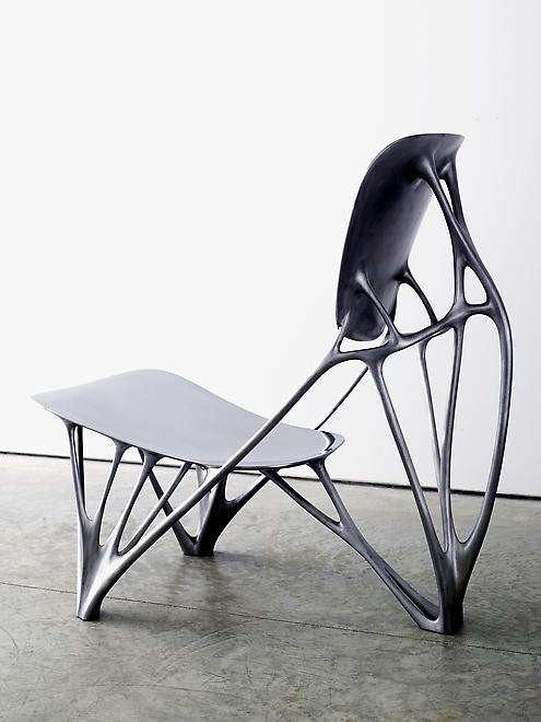 Joris Laarman [Dutch, b. 1979] Bone Chair, 2006 Al...