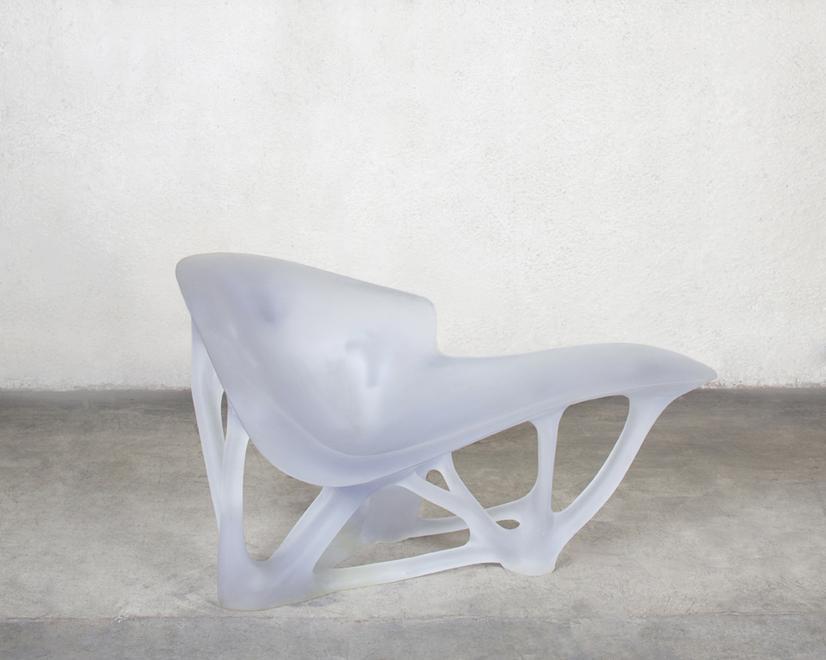 Joris Laarman [Dutch, b. 1979] Bone Chaise, 2006 P...
