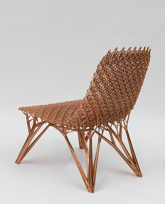 Joris laarman lab bits and crafts exhibitions for Furniture 3d printing