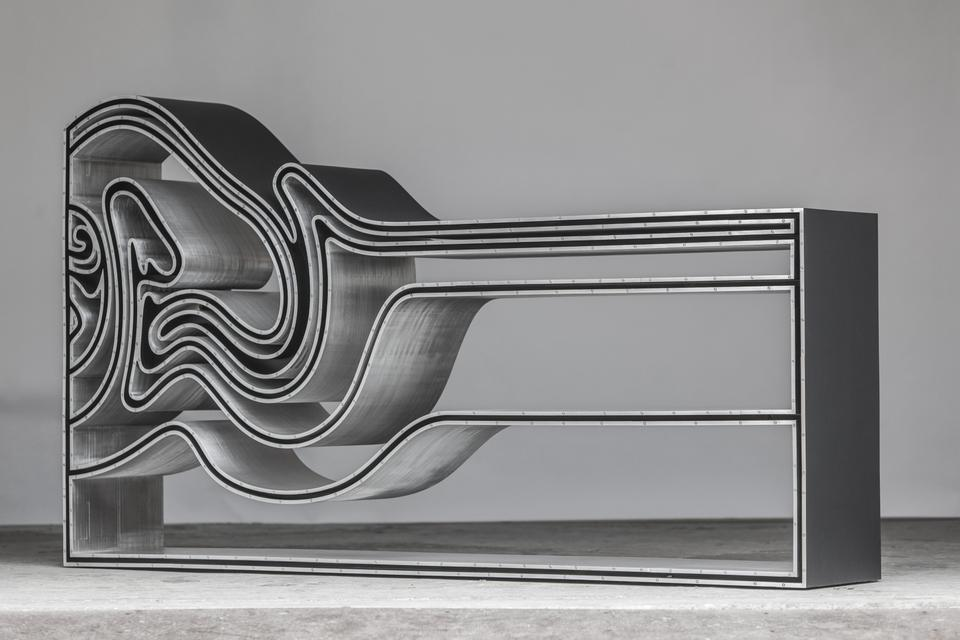 Joris Laarman [Dutch, b. 1979] Vortex (Console), 2...